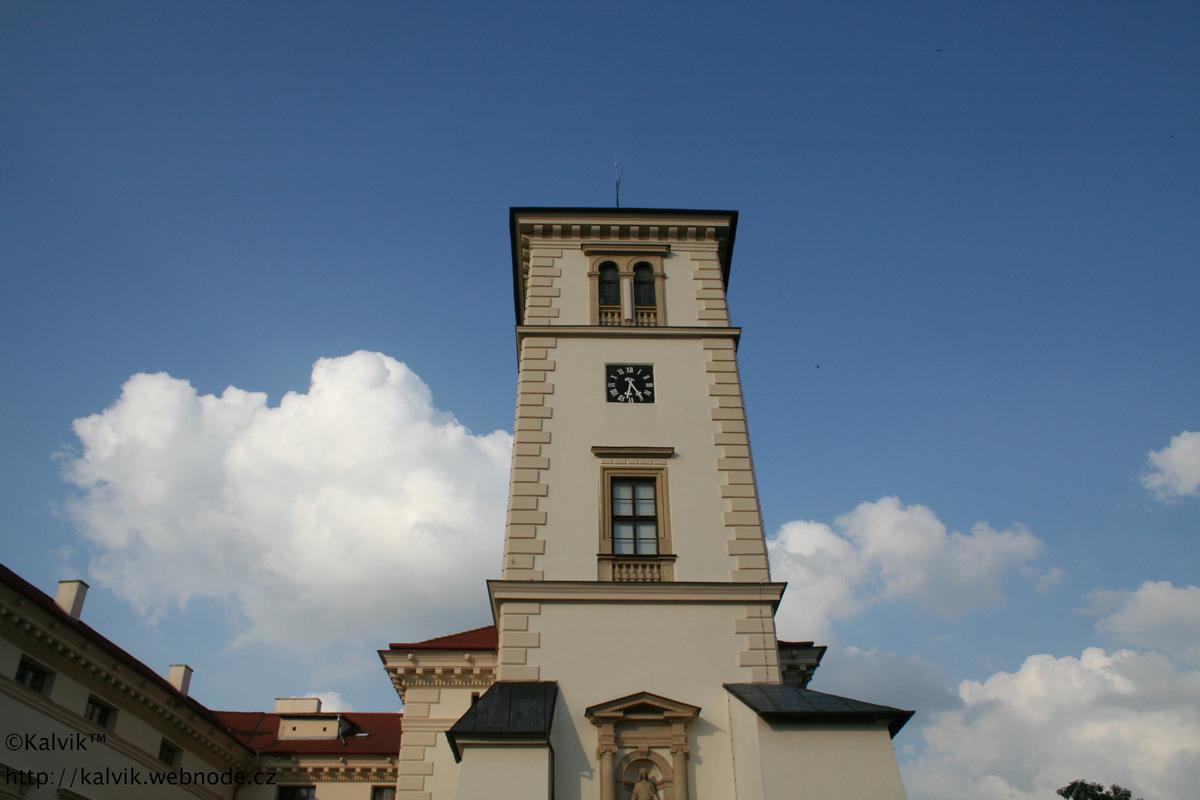 Zámev v Černé Hoře